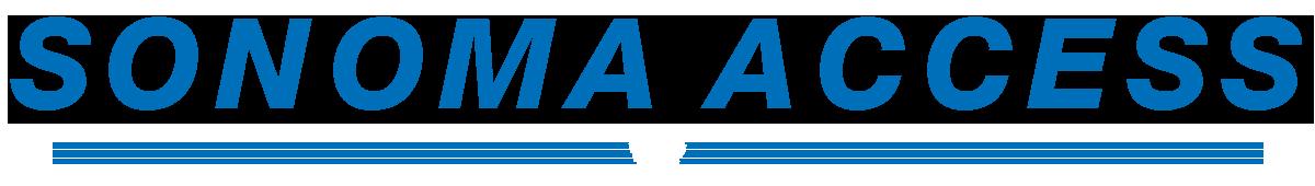 Sonoma Access Logo