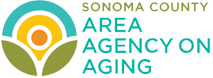 Sonoma County Area Agency on Aging Logo